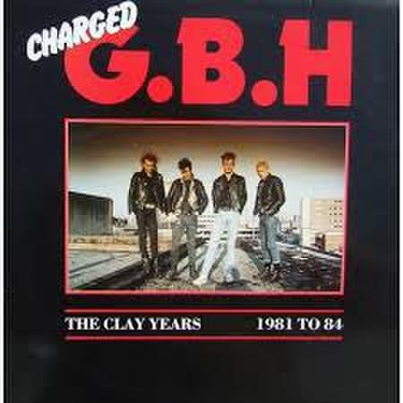【中古】GBH - CLAY YEARS LP
