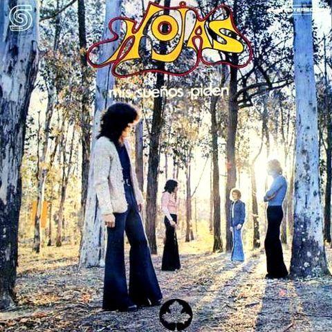【中古】Hojas - Mis Suenos piden CD