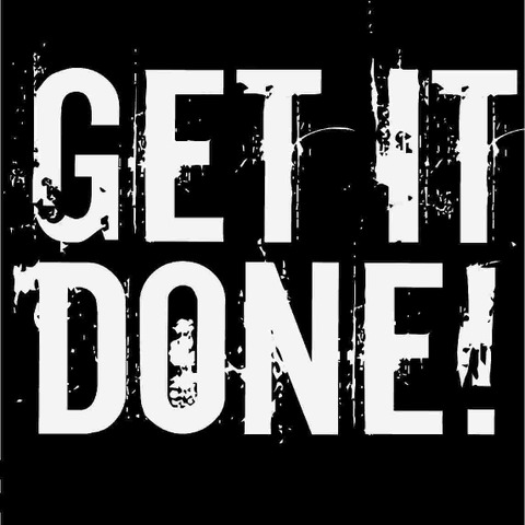 "Get It done- Demo 2011 12""【卸売3枚セット】"