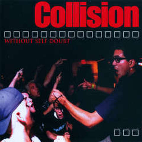 Collision - without self doubt CD