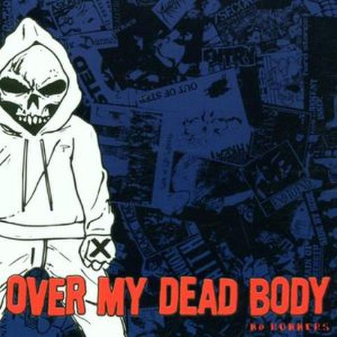 【中古】Over my dead body - No runners 7""