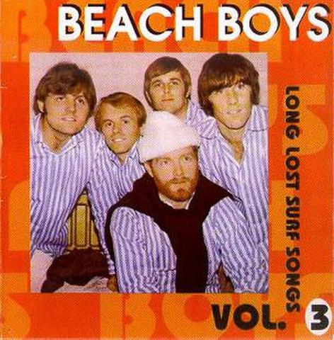 【中古】Beach boys - Long lost surf songs vol-3 CD