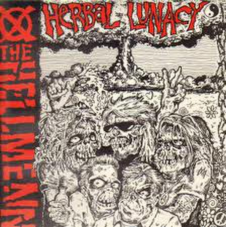 【中古】The Hellmen - Herbal lunacy LP