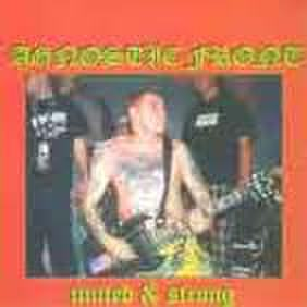 Agnostic front - United & strong live anvers CDR