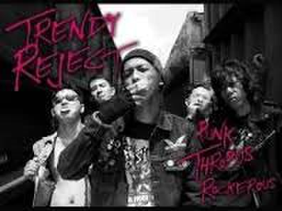"Trendy reject  ""Punk Thropus Rockerous"" CD"