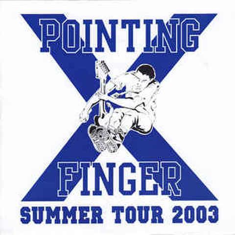 Pointing Finger - 1インチWideawakeバッジ