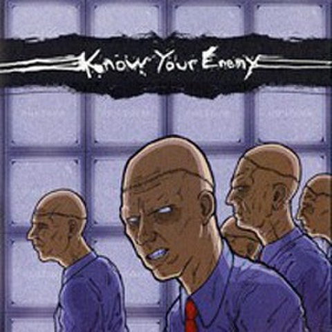 Know Your Enemy - CD dnt100