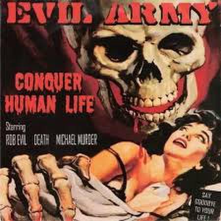 """【中古】Evil army - Conquer human Life 7"""""""