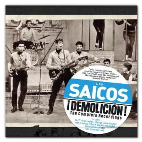 Los Saicos: Demolicion LP