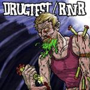 """【中古】Drug Test / R'NR split 7"""""""