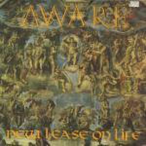 【中古】Aware  – New Lease On Life LP