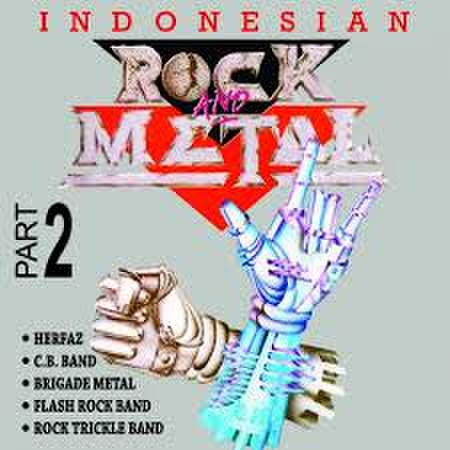 VA / Indonesian Rock and Metal vol-2 CD
