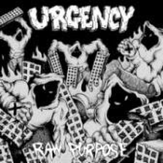 """Urgency 'Raw Purpose' 7"""" テスト盤+カラー二種バンドル"""