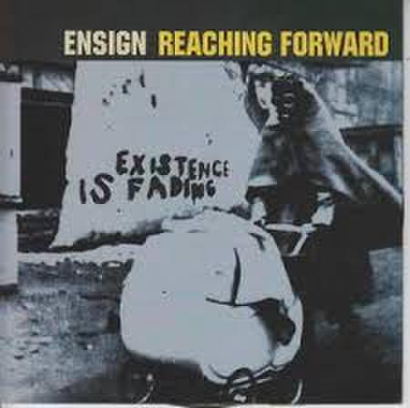 【中古】Ensign / Reaching forward - split 7''
