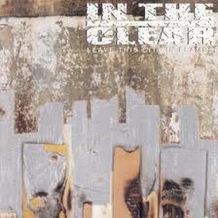 【中古】In The Clear - Leave This City In Flames LP dnt150