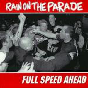 【中古】Rain on the parade - Full speed ahead 7''【超レア】dnt150
