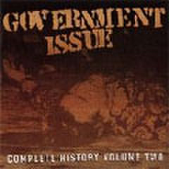 Government Issue - Complete history 2 CD