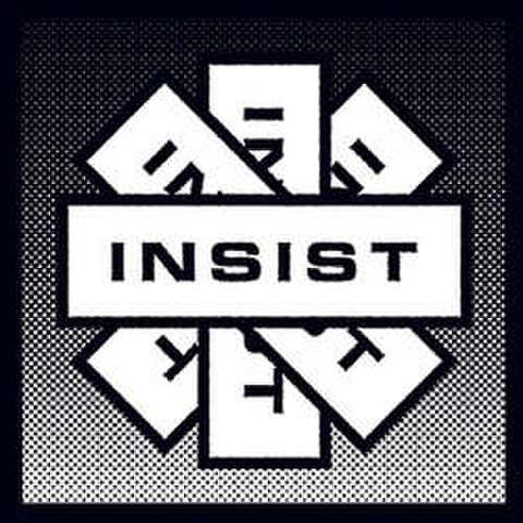 """Insist """"s/t"""" cassette"""