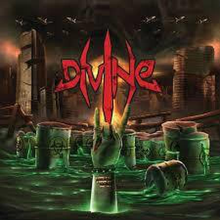 Divine  - Long live thrash metal CD