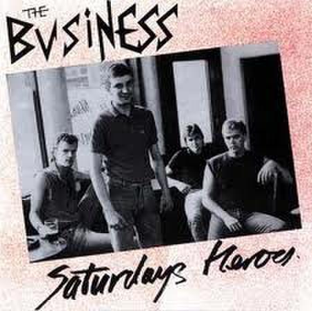 【中古】Business - saturdays heroes LP