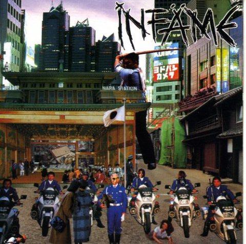 Infame - S.T CD