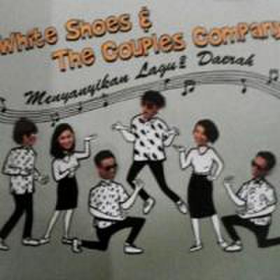 White Shoes & The Couples Company - Menyanyikan Lagu 2 Daerah CD