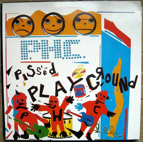 【中古】PISSED HAPPY CHILDREN - PISSED PLAYGROUND CD【生産終了品】