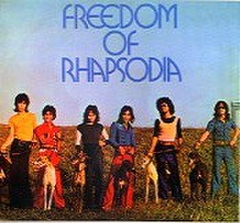 FREEDOM OF RHAPSOHIA vol.1 CD