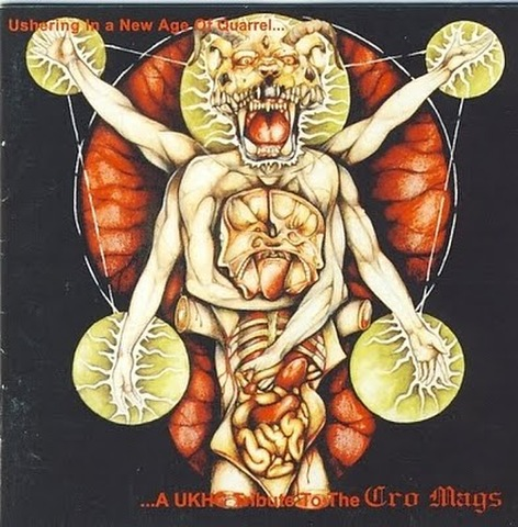 【中古】Ushering in a new age of quarrel ~ UKHC Tribute to Cro-mags CD