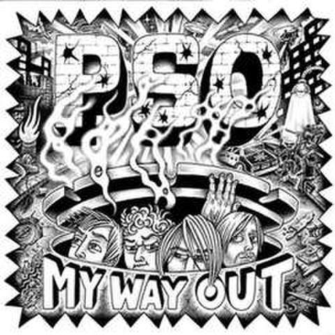 PSO - My way out CD