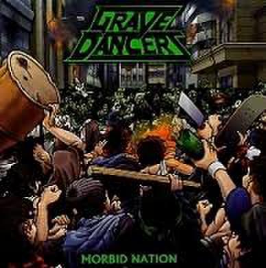 Grave dancers - Morbid nation CD + ジップアップ・フーディッド・スウェット バンドル