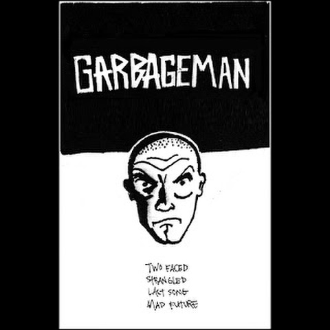 "Garbageman ""Mad Future"" casette"