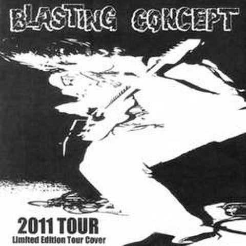 """Bla'sting Concept """"s/t"""" 7"""""""