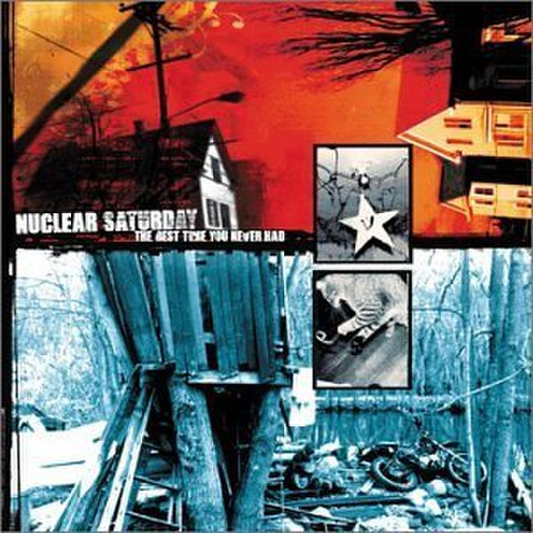 【中古】Nuclear Saturday - The best time you never had CD