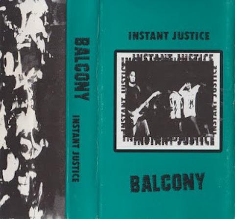 【無料DL】Balcony - instant justice Tape