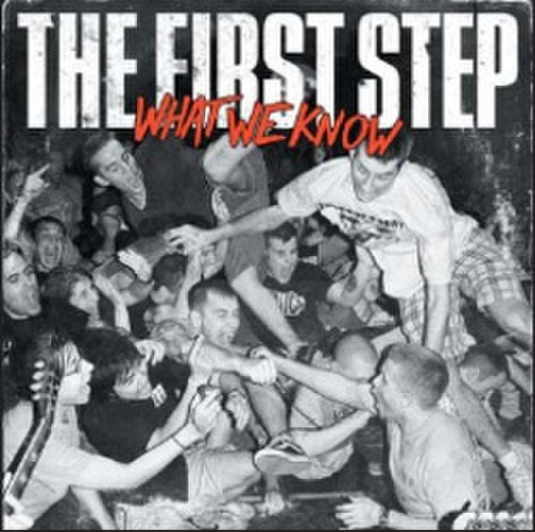 【アウトレット盤】The First step / What We Know CD【カット盤】dnt50