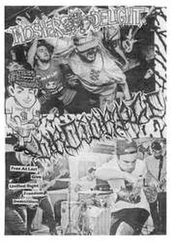 """Droid Rage """"#3"""" Fanzine"""
