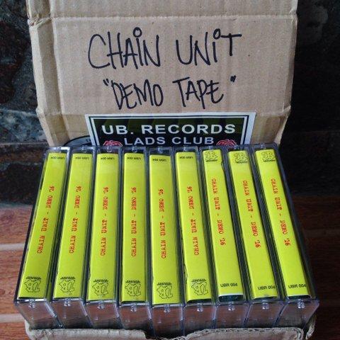 Chain Unit - demo '16 CS
