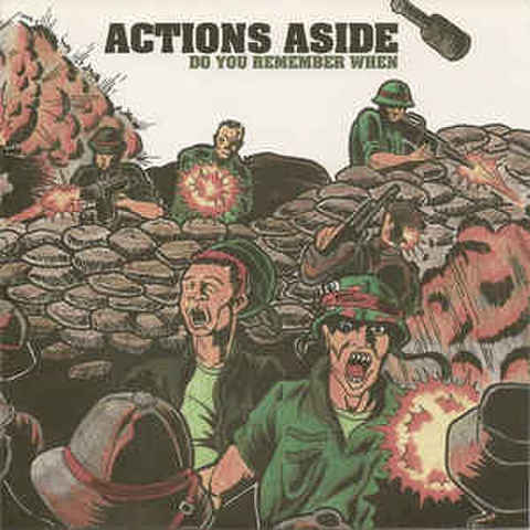 Actions Aside ‎– Do You Remember When 7'' 【レア】