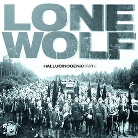 Lone wolf - Hallucinogenic fate 7'' dnt50