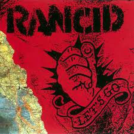 "【中古】Rancid - Let's Go 10"" x 2"