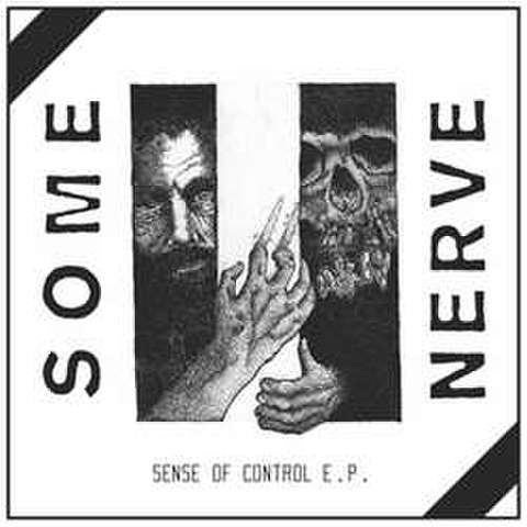 "Some Nerve ""Sense of Control"" LP"