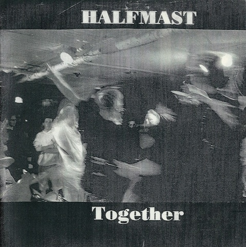 【中古】Halfmast - together 7""