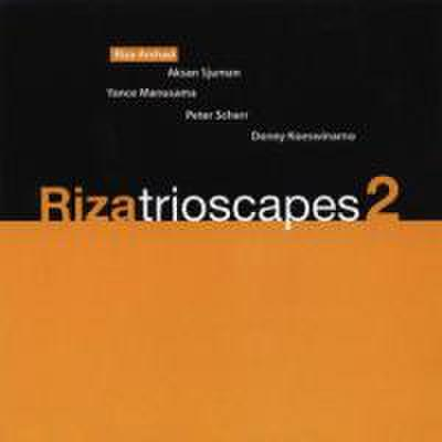 Riza trioscapes2 - S.T CD
