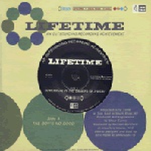 【中古】LIFETIME	 / AN OUTSTANDING RECORDING ACHIEVEMENT 7""