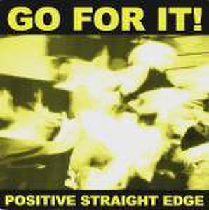 """【中古】Various – Go For It! - Positive Straight Edge 7"""" dnt50"""