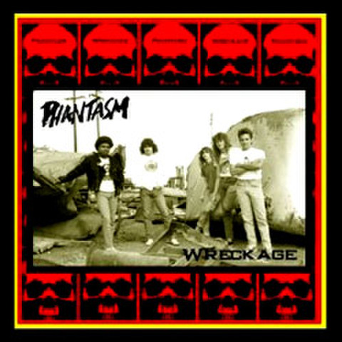 Phantasm  - Wreck age CD