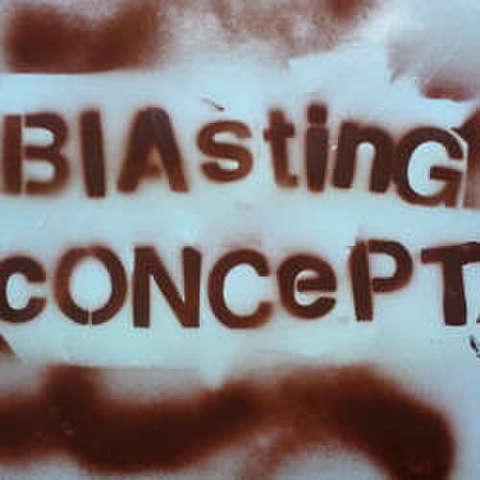 """Bla'sting Concept """"s/t"""" 12"""""""