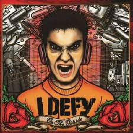 """I Defy """"On The Outside"""" CD"""