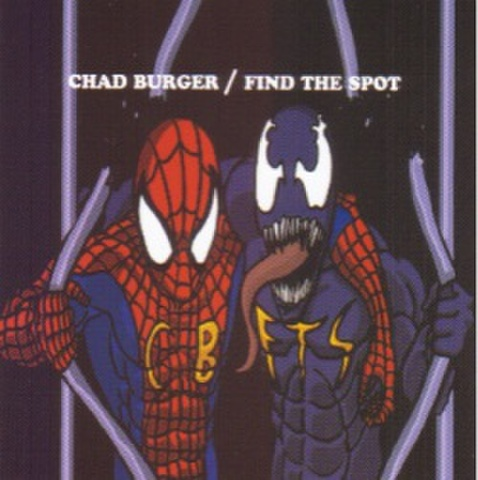 Chad burger / Find the spot split CD dnt150